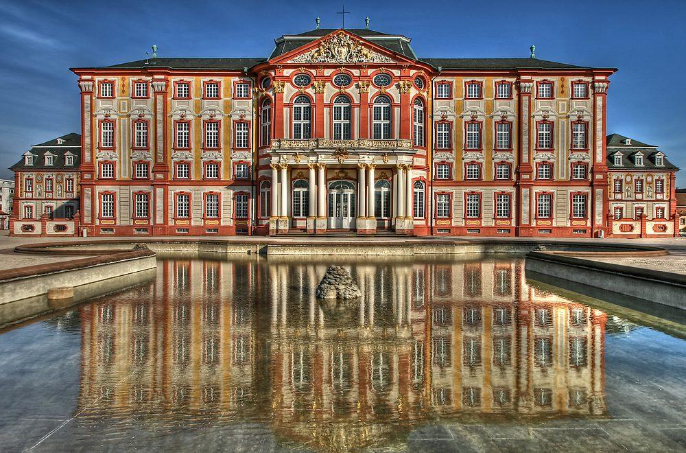 Schloss Bruchsal Becker